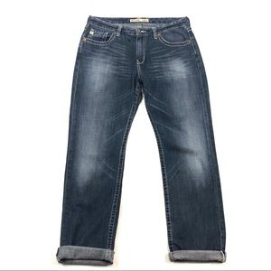 Big Star Dylan boyfriend jeans 32L